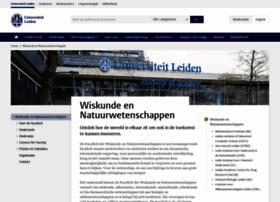 science.leidenuniv.nl