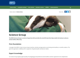 science.rspca.org.uk