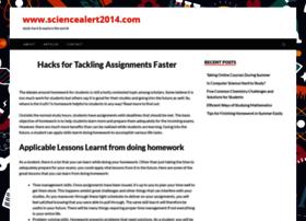 sciencealert2014.com