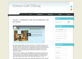 sciencecafetilburg.nl