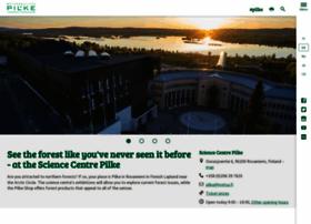 sciencecentre-pilke.fi