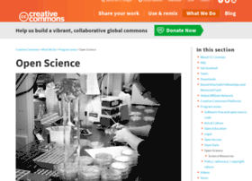 sciencecommons.org