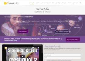 scienceetfoi.com