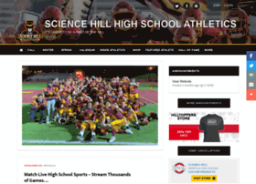 sciencehillathletics.com
