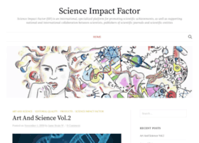 scienceimpactfactor.com