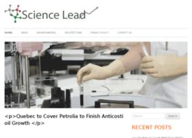 sciencelead.com