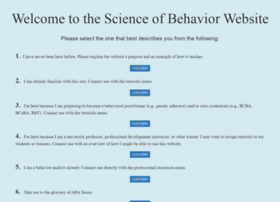 scienceofbehavior.com
