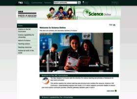 scienceonline.tki.org.nz