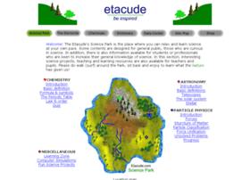 sciencepark.etacude.com
