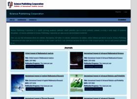 sciencepubco.com