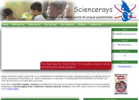 sciencerays.com
