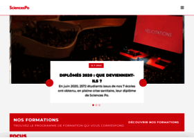 sciences-po.fr
