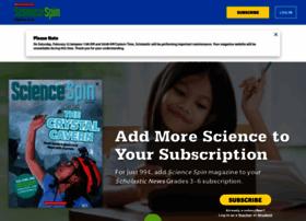 sciencespin-36.scholastic.com