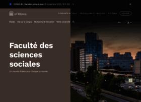 sciencessociales.uottawa.ca