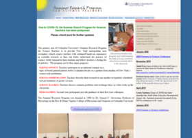 scienceteacherprogram.org
