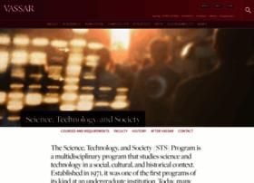 sciencetechnologyandsociety.vassar.edu