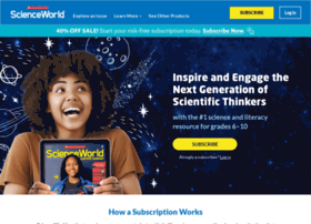 scienceworld.scholastic.com