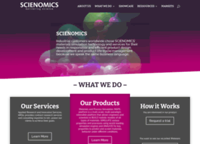 scienomics.com