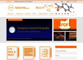scientific-european-federation-osteopaths.org