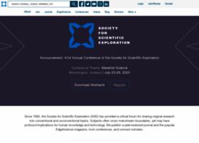 scientificexploration.org