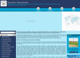 scientificinternational.tradeindia.com