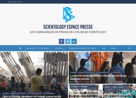 scientologie-espace-presse.fr