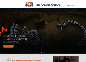 scindia.edu