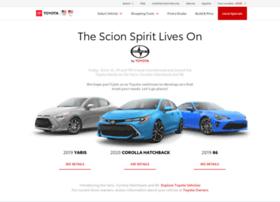 scion.com