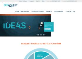 sciquest-dev.sciquest.com