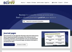 scirev.org