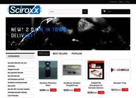 sciroxxonline.com