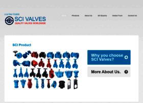 scivalve.com