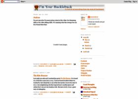 sclhucklebuck.blogspot.com