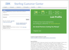 scm.sterlingcommerce.com