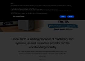 Scmgroup-usa.com