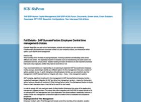 scn-sap.com