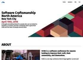 scna.softwarecraftsmanship.org