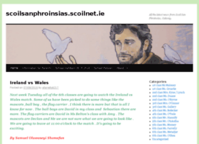 scoilsanphroinsias.scoilnet.ie