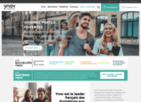 scolarite.ynov.com