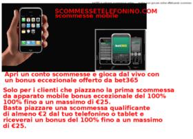 scommessetelefonino.com