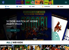 scoobydoo.kidswb.com
