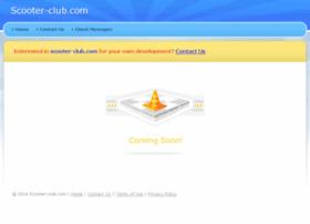 scooter-club.com