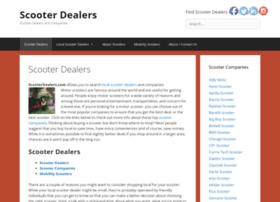 scooterdealers.com