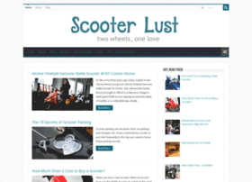 scooterlust.com