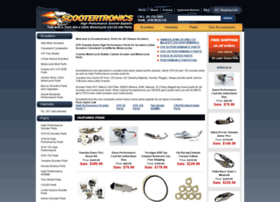 scootertronics.com