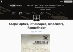 scopelist.tumblr.com