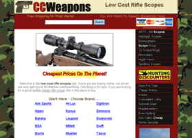 scopes.ccweapons.com