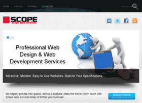scopewebservices.com.au
