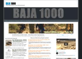 score-baja-1000.com