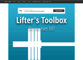 score.lifterstoolbox.com